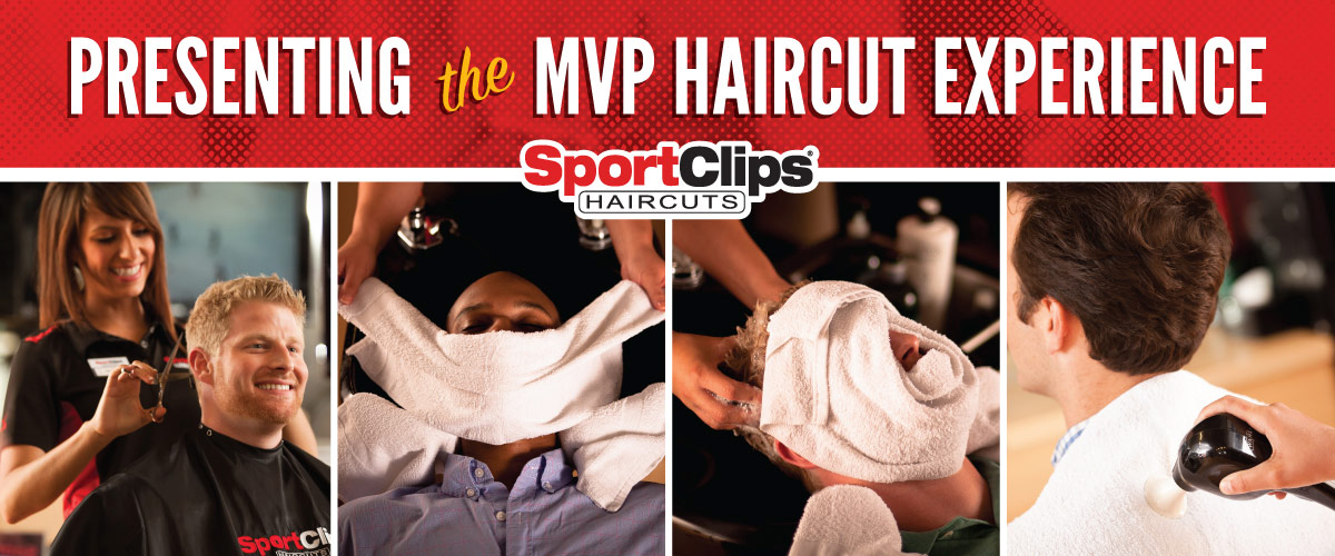 The Sport Clips Haircuts of Greenwood MVP Haircut Experience